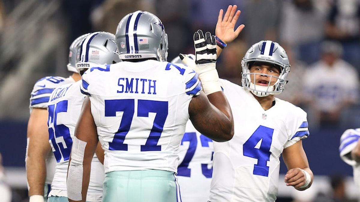 Schwartz's Trench Report: Week 1 NFL Bets Based on Offensive Line Play article feature image