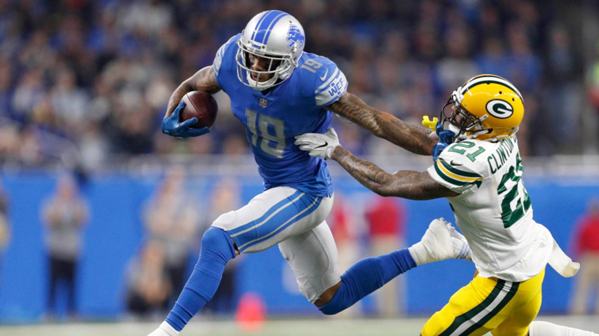 Kenny Golladay Fantasy Football Rankings, 2019 Projections, Analysis, More article feature image