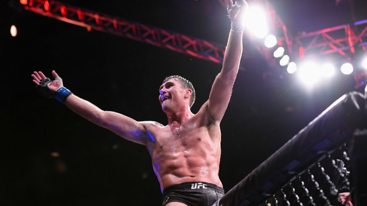 UFC 228 Betting Preview: Can Darren Till Dethrone Welterweight Champion Tyron Woodley? article feature image