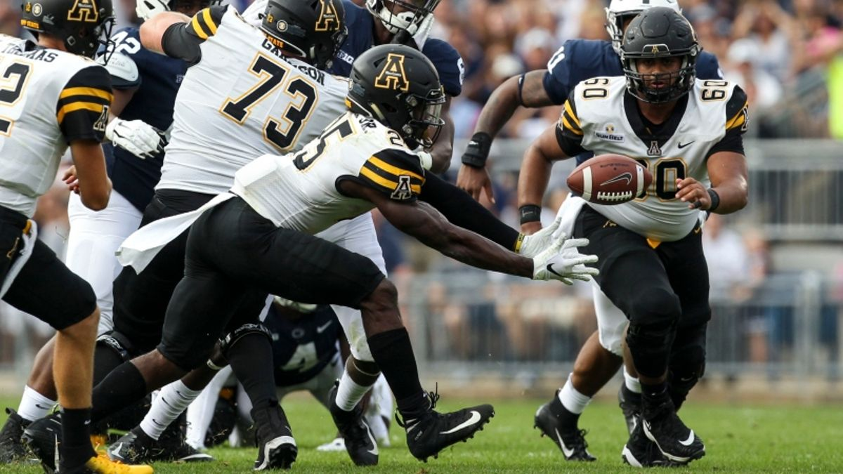 Joffe's 'Dead To Me,' Week 1: App State Leads The Way article feature image