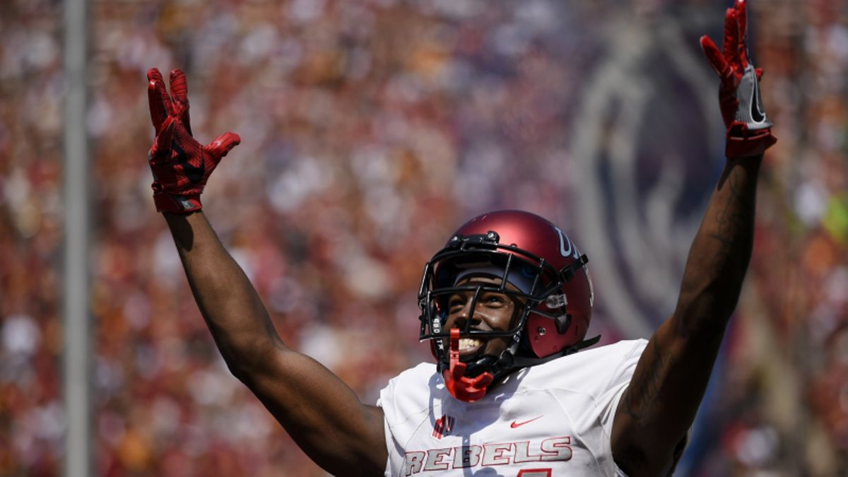 College Football Week 2 Weather: Record Heat Possible in UTEP-UNLV Game article feature image