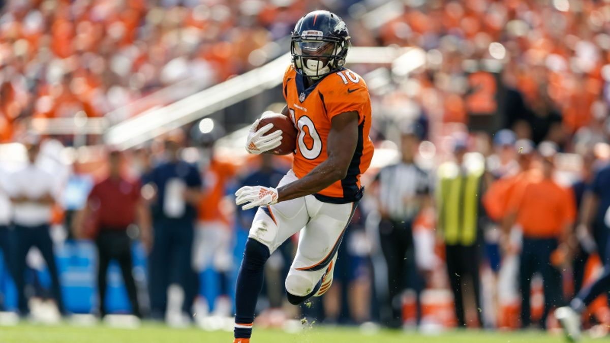 Emmanuel Sanders Fantasy Football Rankings, 2019 Projections, Analysis, More article feature image