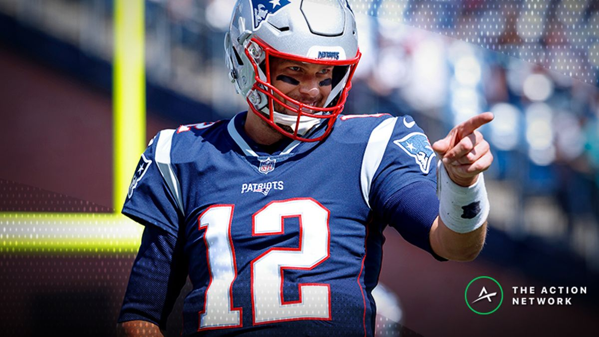 Week 5 NFL Odds: Spreads and Over/Unders article feature image