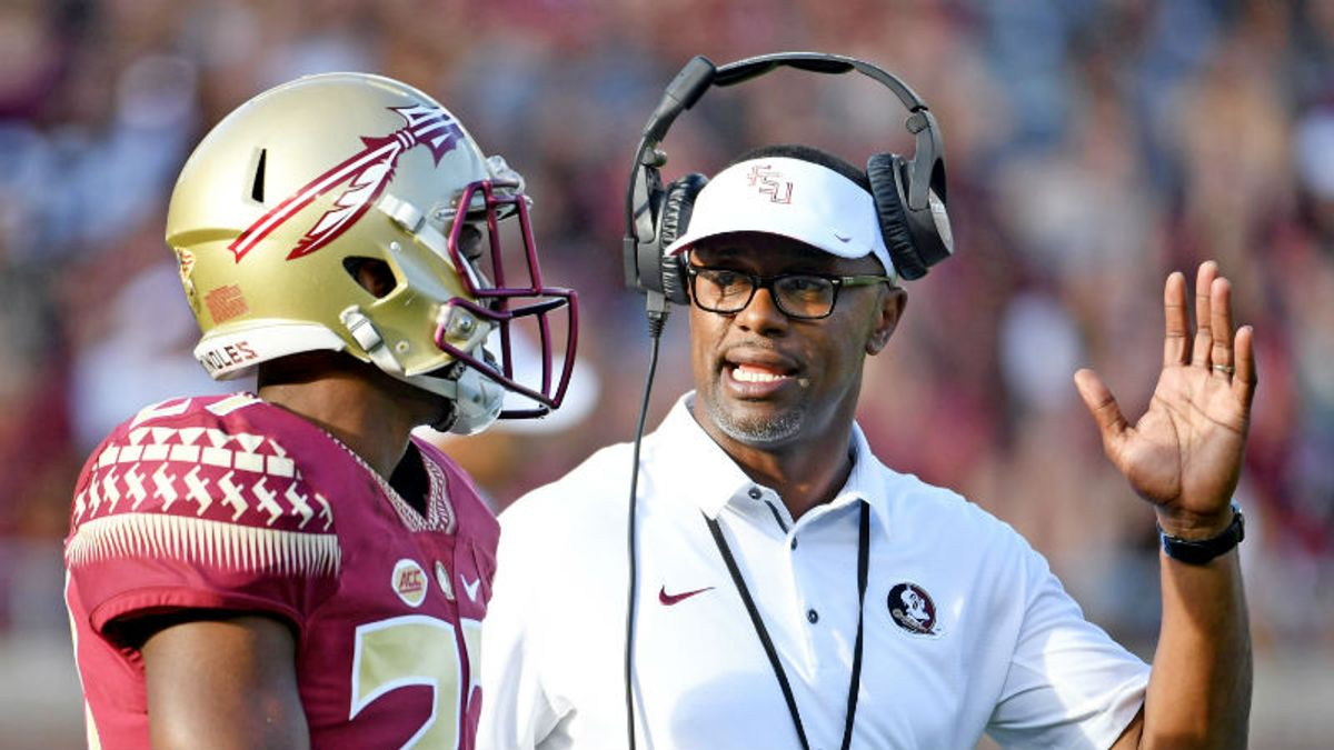 Florida State-Virginia Tech Betting Guide: Will Noles' Tempo Be the Difference? article feature image