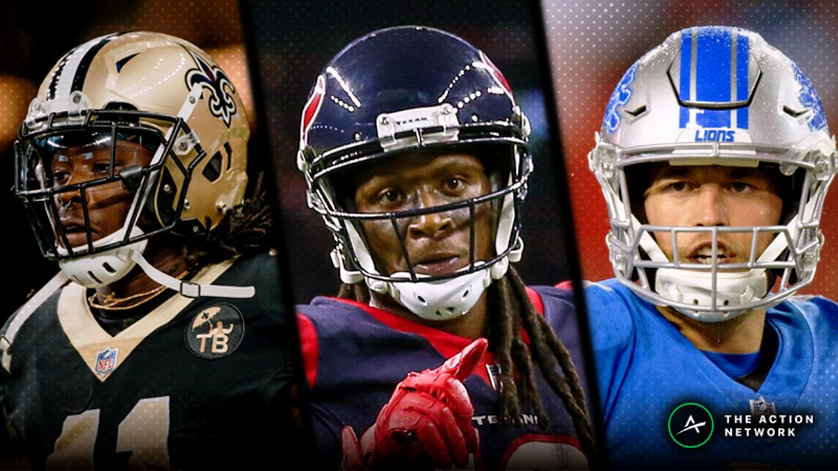 Koerner's Week 1 Fantasy Football Tiers for Every Position article feature image