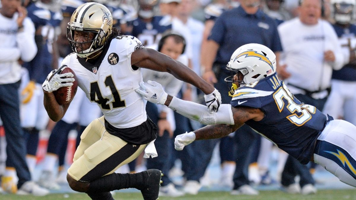 Week 1 Fantasy Football PPR Rankings: RB article feature image