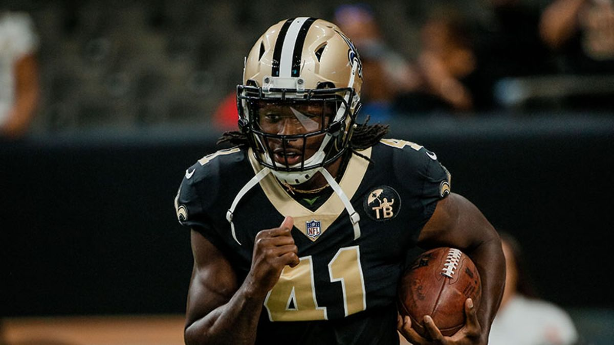 Alvin Kamara Fantasy Football Rankings, 2019 Projections, Analysis, More article feature image