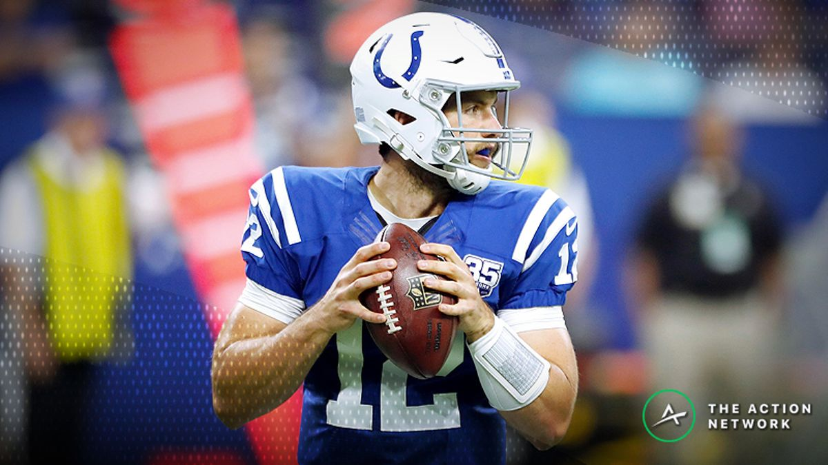 Bengals-Colts Betting Preview: Sneaky Shootout Looming in Indy? article feature image