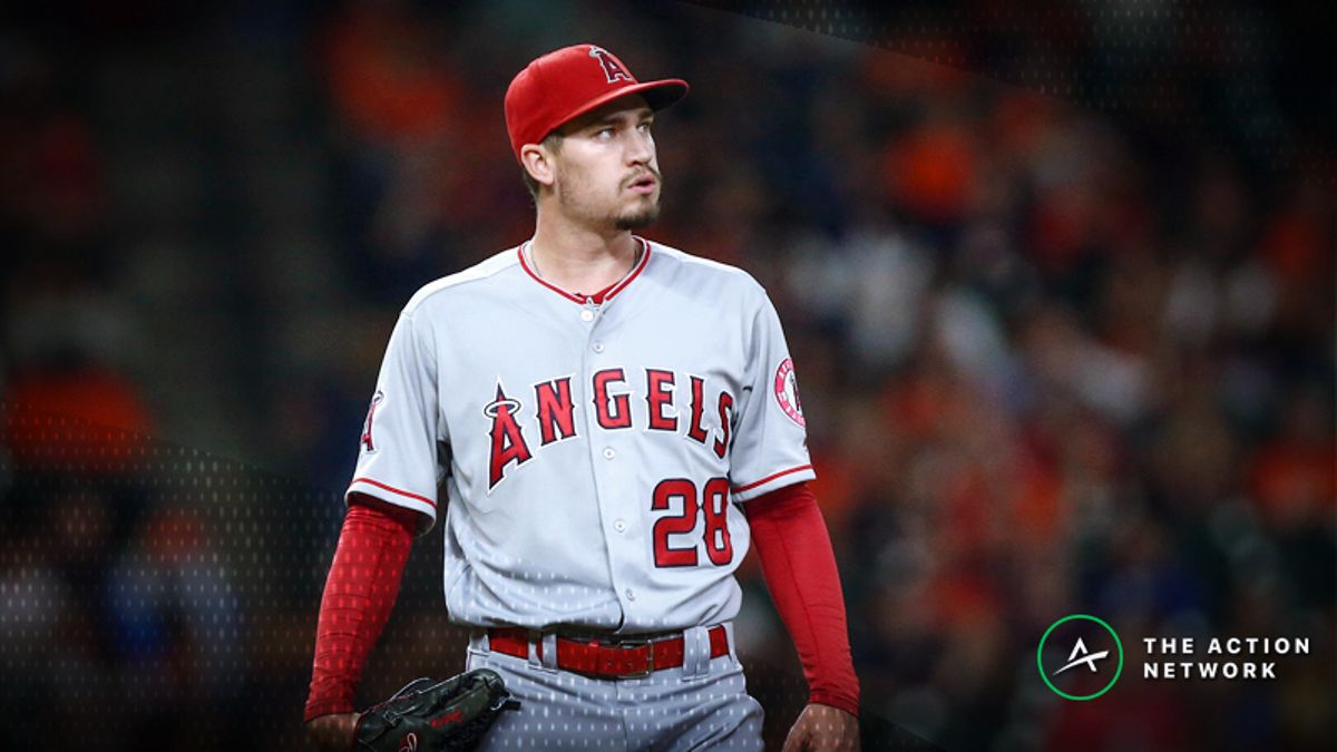 Wednesday's MLB Over/Under: Evaluating Andrew Heaney's Final Start of 2018 article feature image