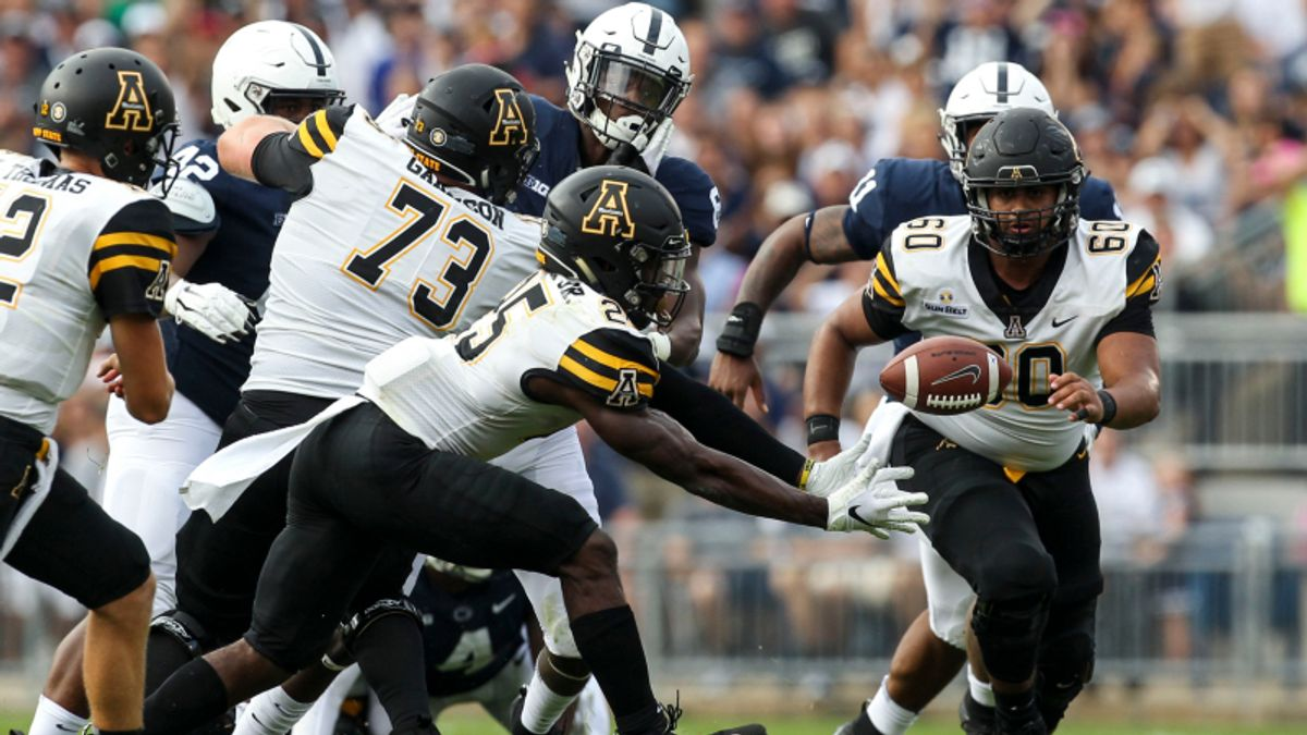 Most Popular Week 2 Bets Include Ohio State, Alabama … App State? article feature image