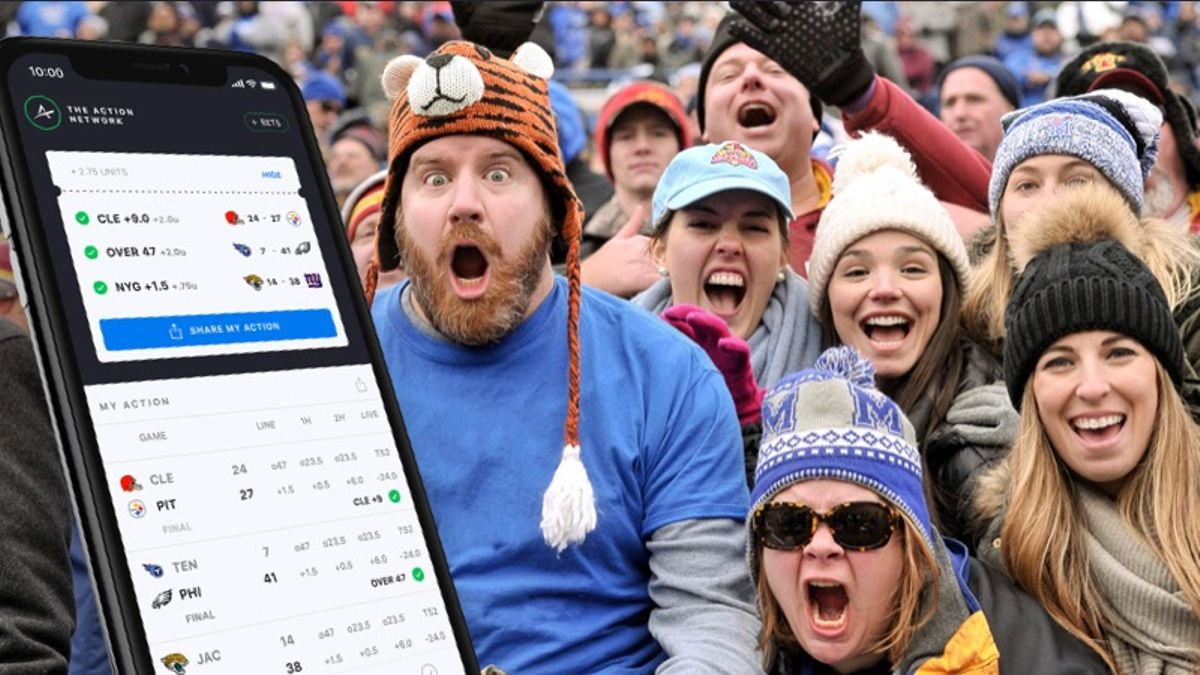 7 Reasons Why The Action Network App Is a Must-Have for Sports Fans article feature image
