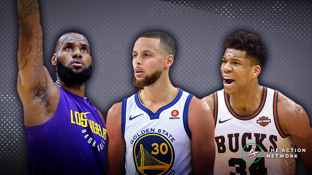 Moore: Ranking Every NBA Season Win Total Bet for the 2018-19 Season article feature image