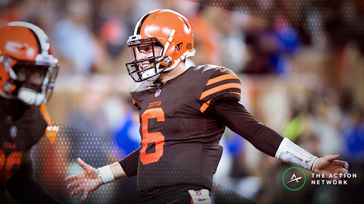 Baker Mayfield Helps Win DraftKings User $250K article feature image