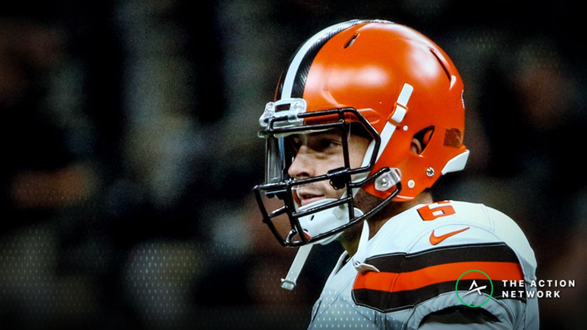 Sunday's Lead: Week 4 NFL Betting article feature image