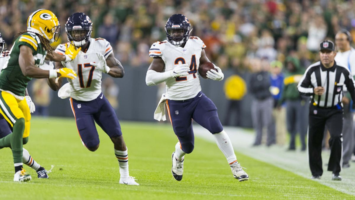 Jordan Howard Fantasy Football Rankings, 2019 Projections, Analysis, More article feature image