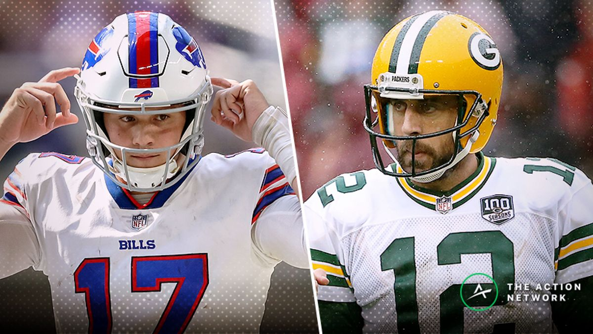 Bills-Packers Betting Preview: Can You Trust Buffalo to Cover at Lambeau? article feature image