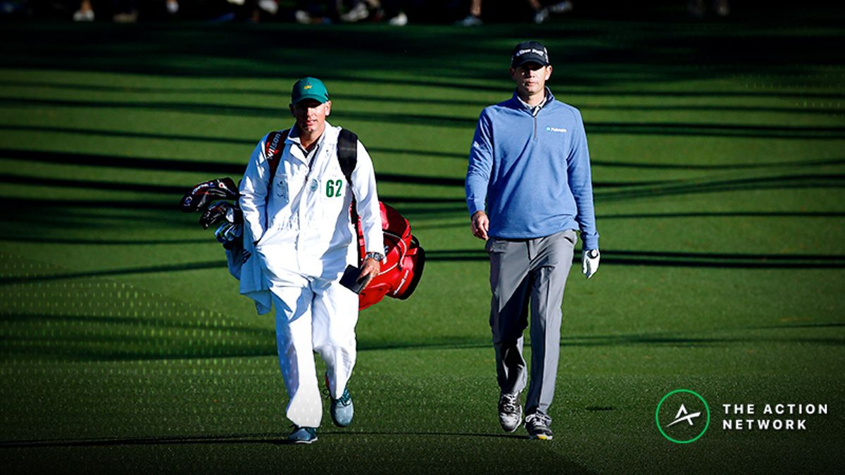Sobel: What's Caddying on the PGA Tour Like? I'm About to (Maybe) Find Out. article feature image