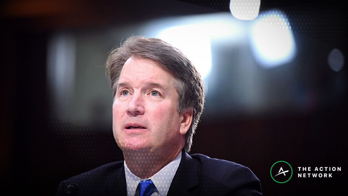 Kavanaugh's Testimony Completely Flips Confirmation Odds article feature image