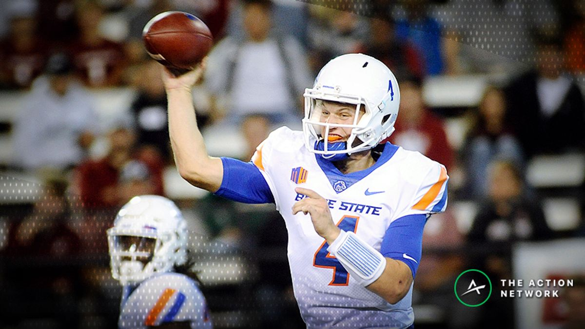 Week 3 College Football Straight-Up Picks: True Tests Begin Now article feature image