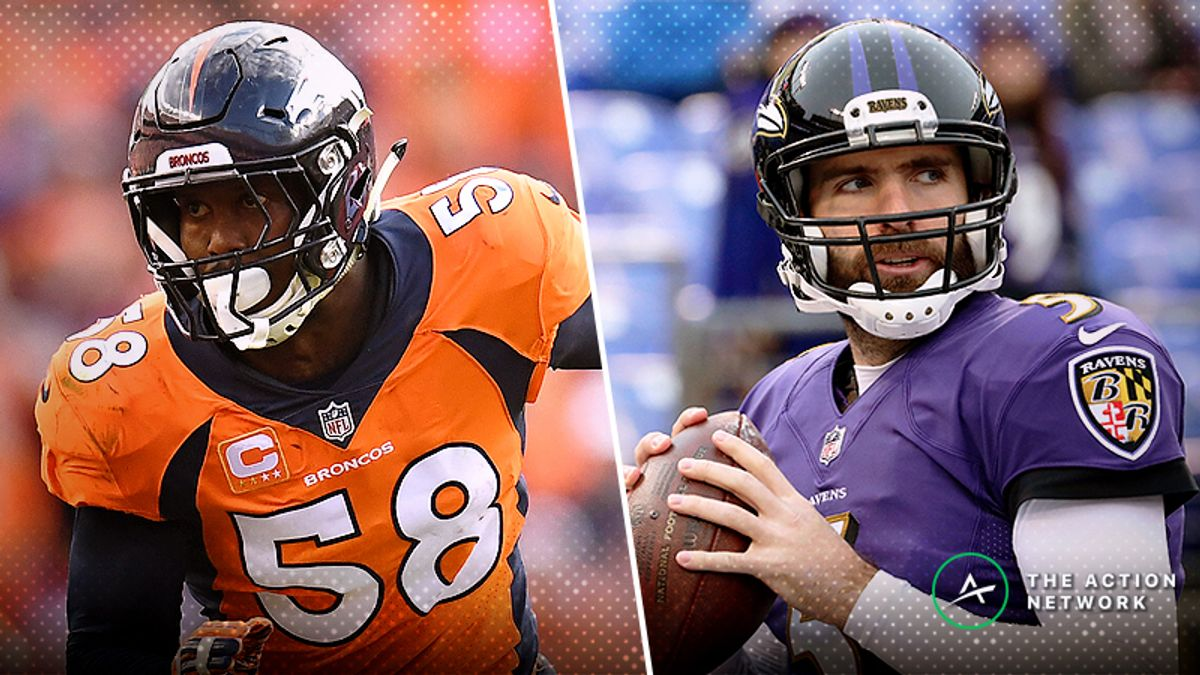 Broncos-Ravens Betting Preview: Should You Buy Denver's 2-0 Record? article feature image