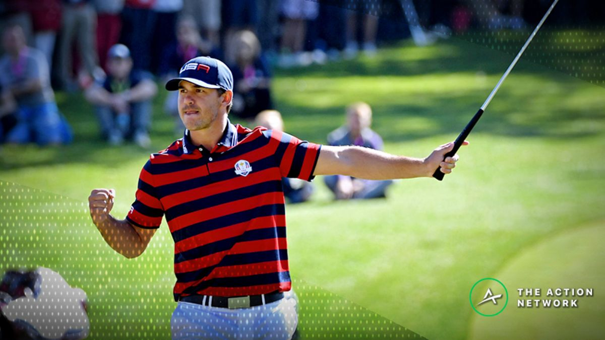 2018 Ryder Cup Preview: Brooks Koepka Shines in Golf's Biggest Moments article feature image
