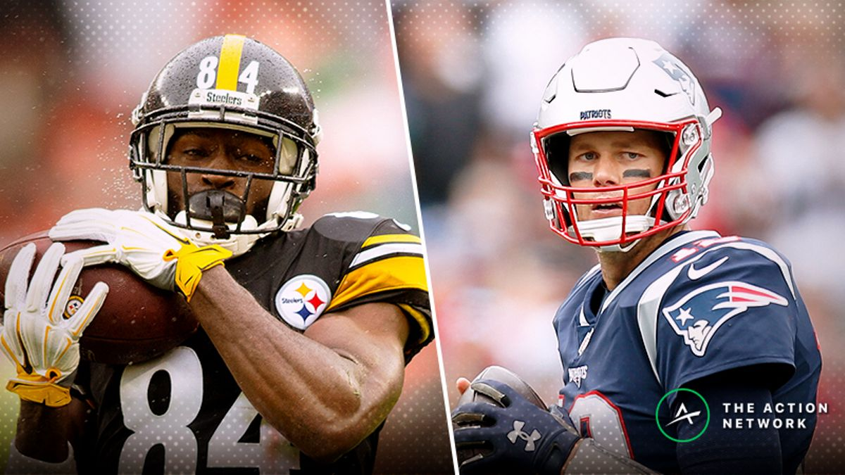 The Ultimate NFL Week 2 Cheat Sheet: Betting, Fantasy Football, More article feature image