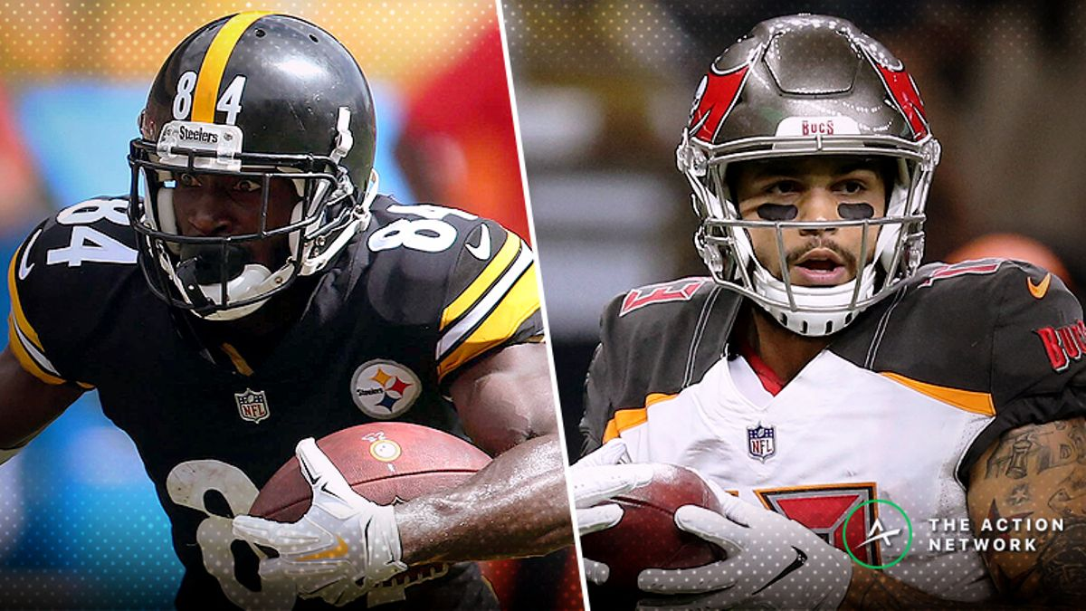 Steelers-Bucs MNF Betting Guide: What to Make of Massive Line Movement article feature image