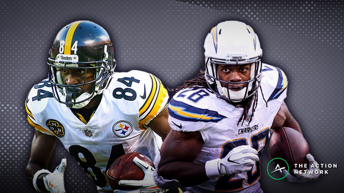 Koerner's Week 2 Fantasy Football Tiers for Every Position article feature image