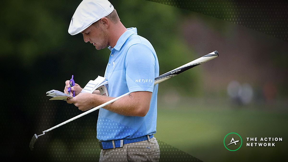 2018 Ryder Cup Preview: Can Bryson DeChambeau Handle Pressure of Being Tiger's Partner? article feature image