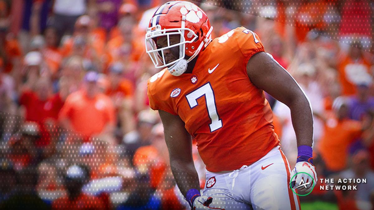 Senkiw: What to Make of Clemson's 0-3 Record Against the Spread article feature image