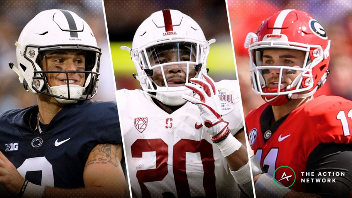 College Football Betting: Odds, Tips, Picks for Biggest Week 2 Games article feature image