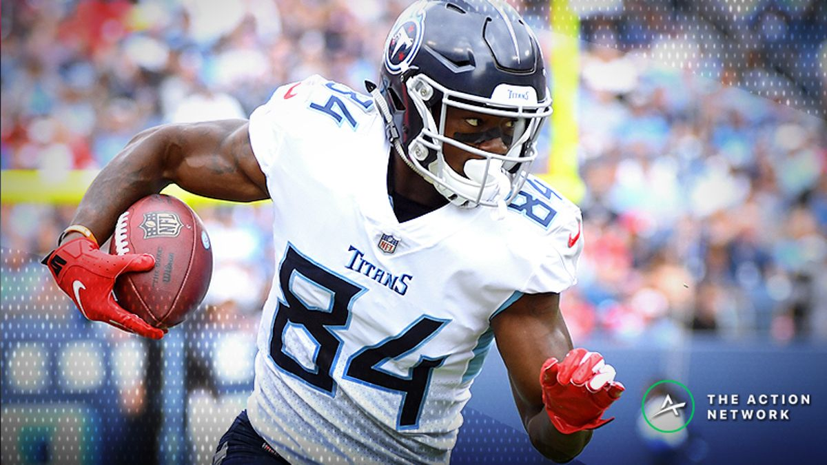 Week 3 Fantasy Football Trade Targets: Corey Davis Primed for a Breakout article feature image