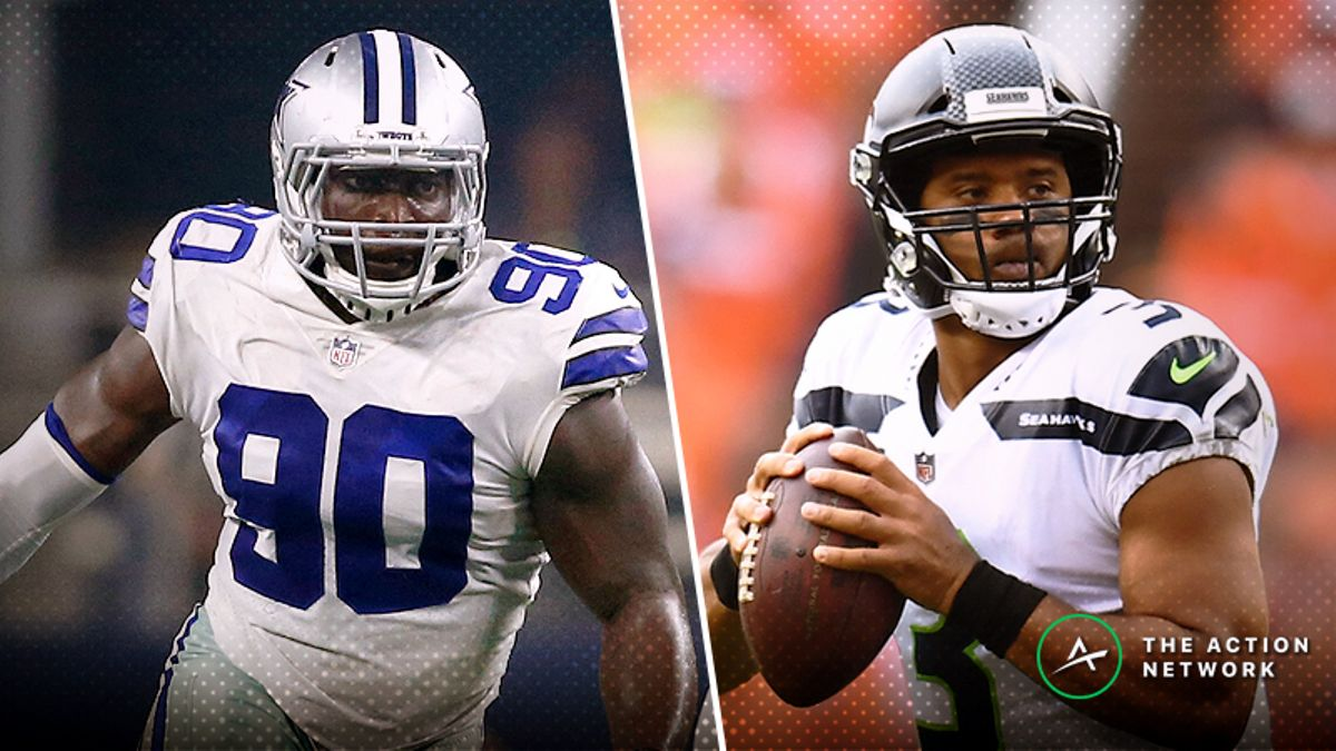 Cowboys-Seahawks Betting Preview: Will the Dallas Offense Bust Out of Slump? article feature image