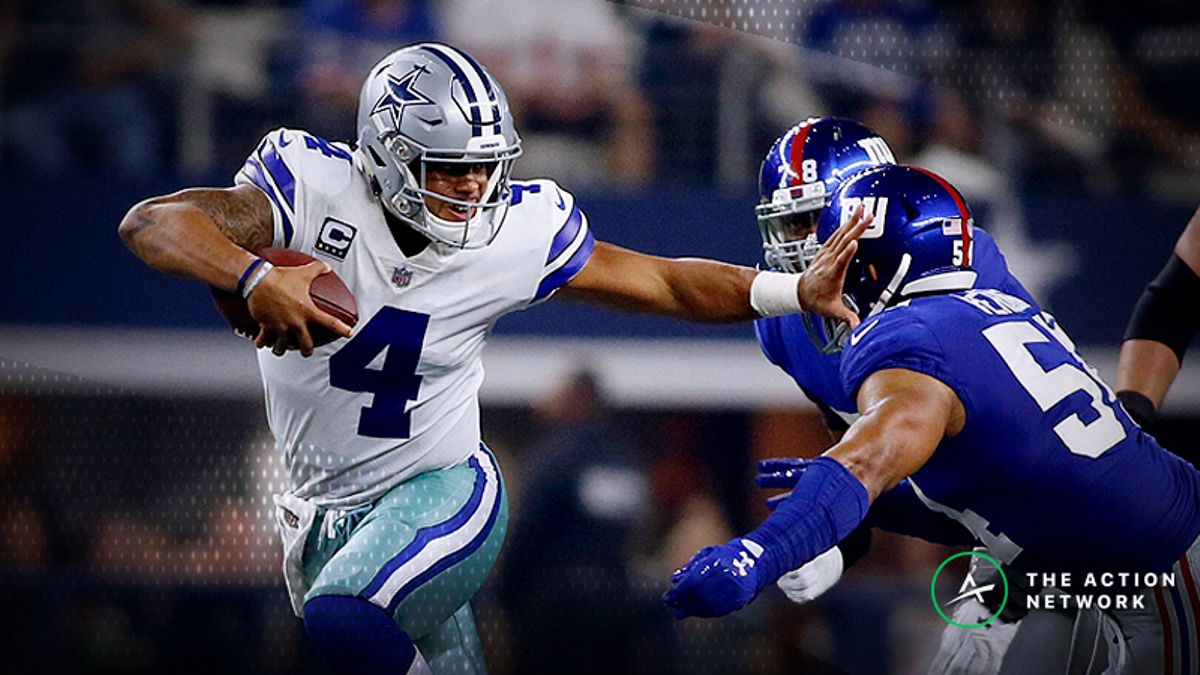 NFL Betting Tip: Week 1's Low-Scoring Teams Offer Over/Under Value article feature image
