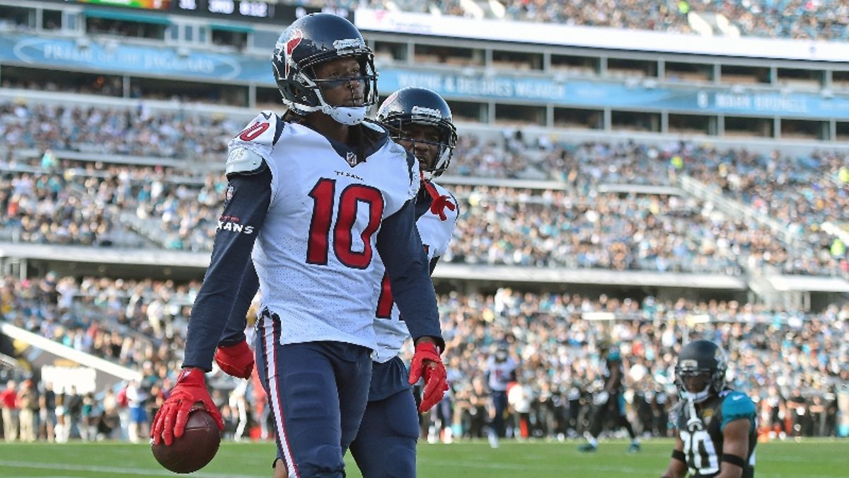 Week 1 Fantasy Football PPR Rankings: WR article feature image