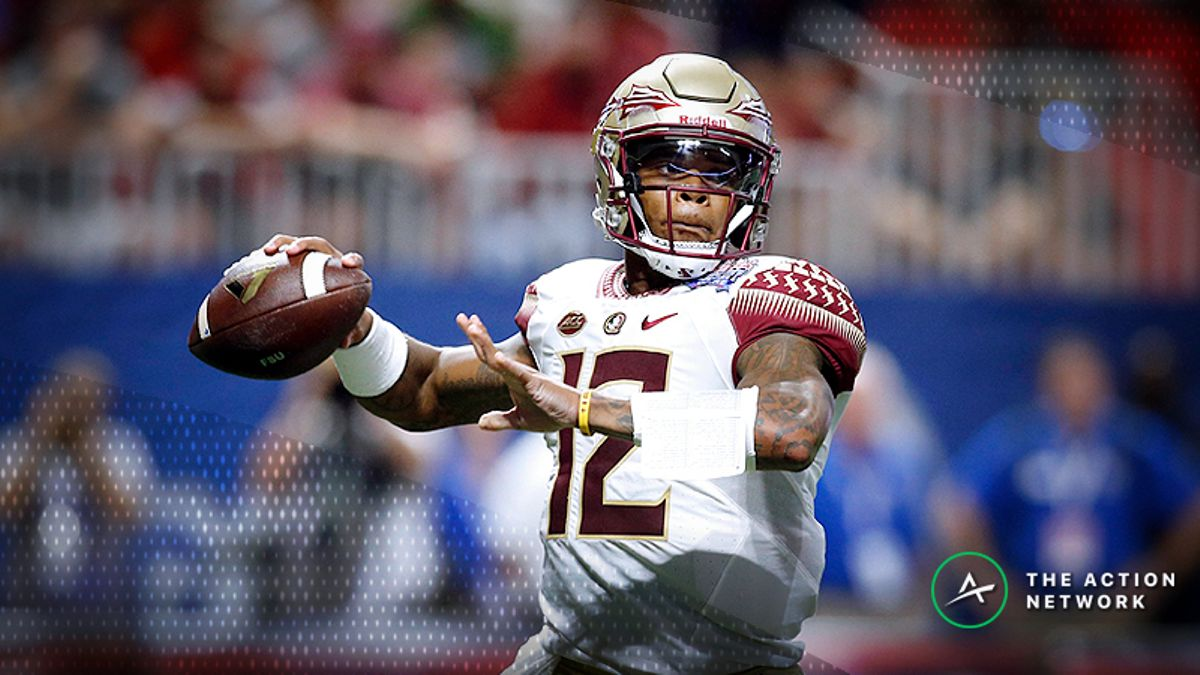 BlackJack: Florida State-Syracuse Among Favorite Week 3 College Football Bets article feature image