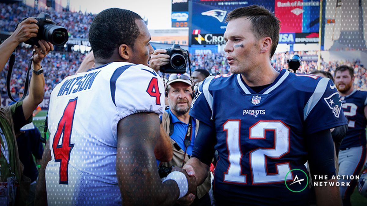The Ultimate NFL Week 1 Cheat Sheet: Betting, Fantasy Football, More article feature image