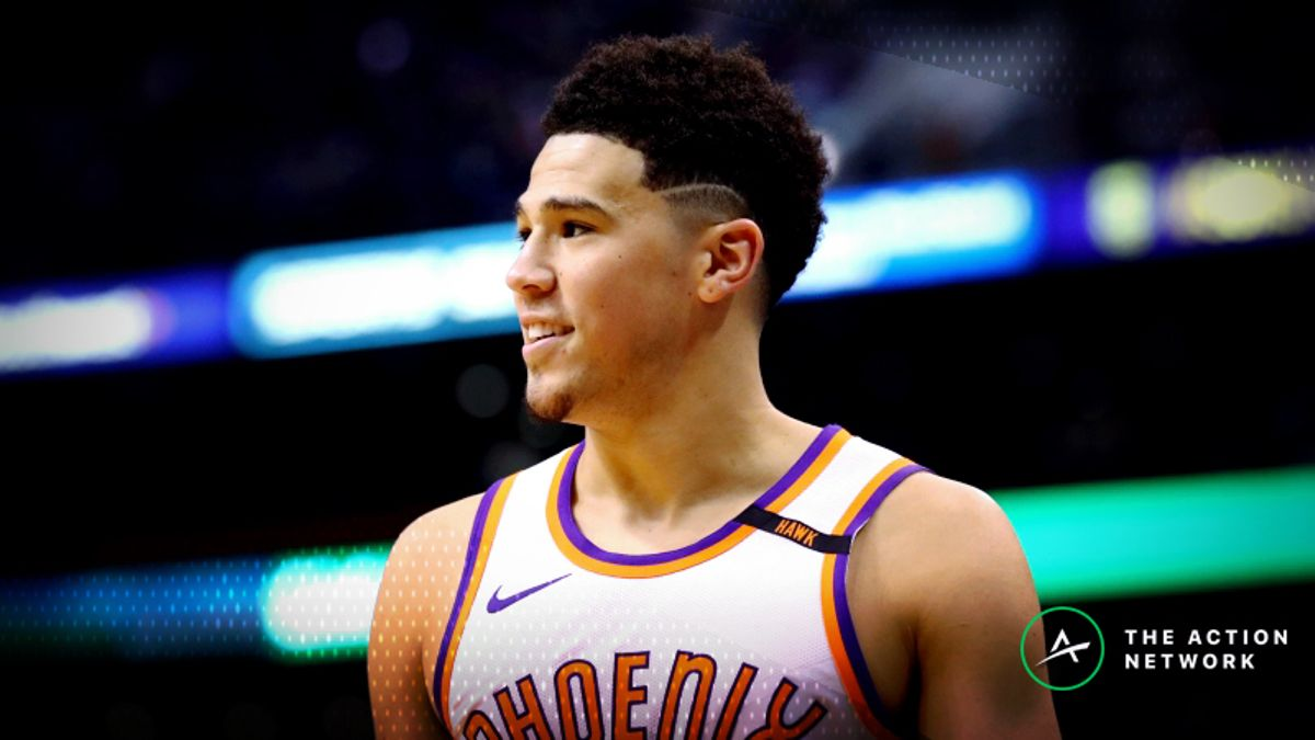 5 NBA Media Day Takeaways: Fast Hornets, Point Booker, More article feature image