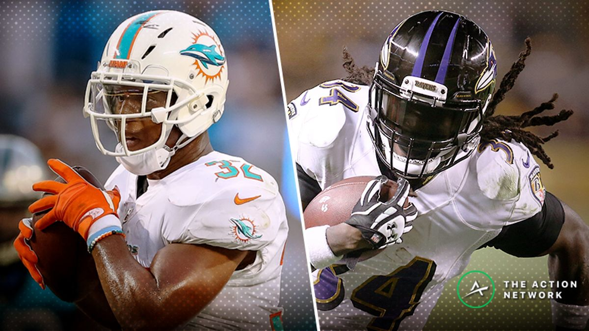 NFL Week 4 Fantasy Football Start or Sit Mailbag: RB Matchups, Trade Bait and NFL Rules Changes article feature image