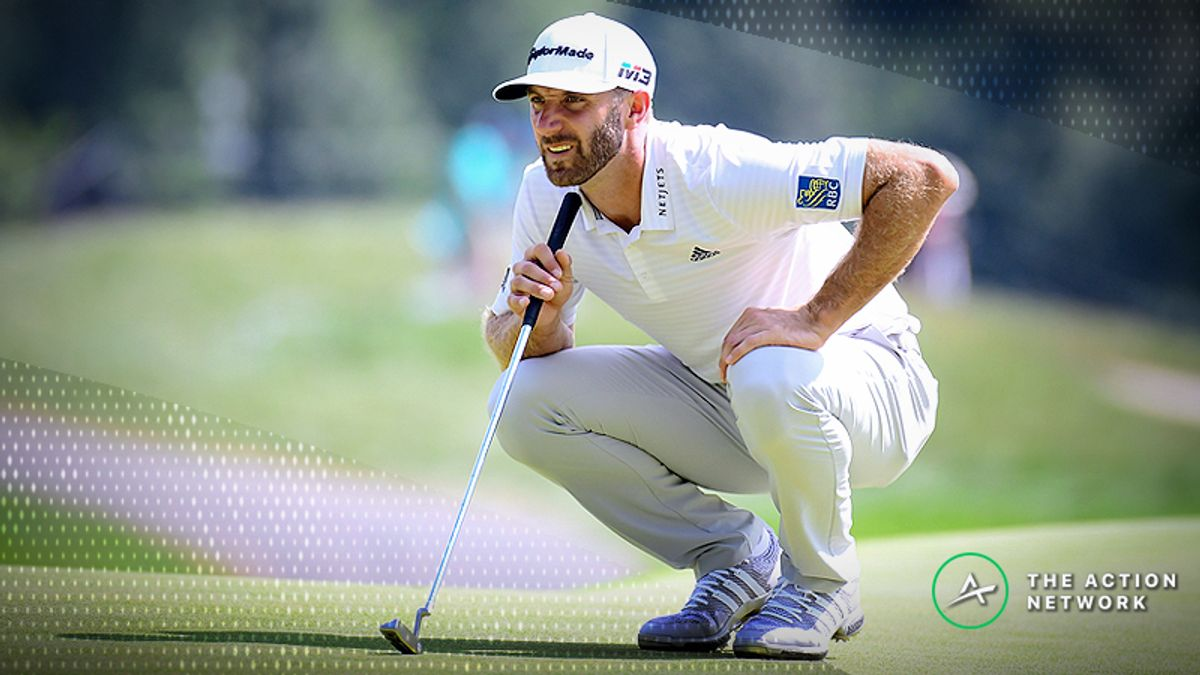 2018 Ryder Cup Preview: Will Dustin Johnson's Distance Be Negated at Le Golf National? article feature image