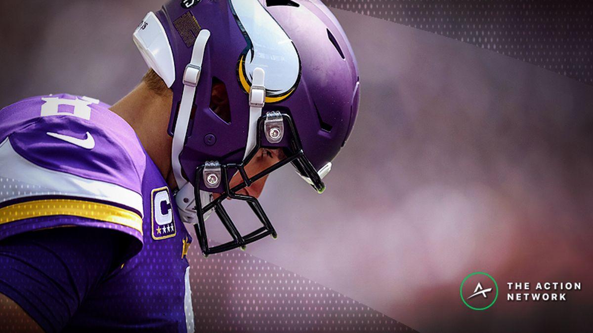 NFL Survivor Pool Analysis: Avoid the Minnesota Vikings in Week 3 article feature image