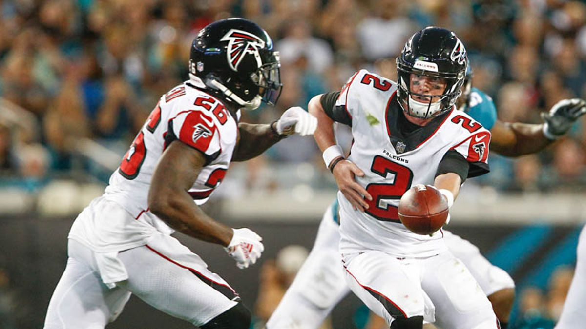 2018 Atlanta Falcons Betting Odds & Season Preview: Bet on 10 Wins, NFC South Title article feature image
