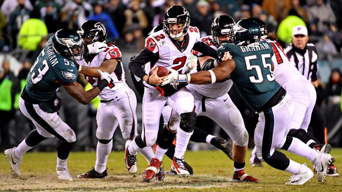 Wiseguys Moving Falcons-Eagles Line Away From Philadelphia article feature image
