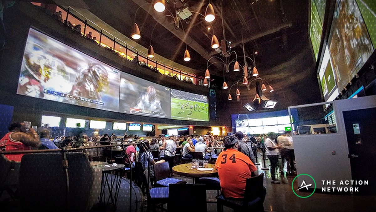 Nevada's Sports Betting Profits Fall Behind New Jersey for First Time in January article feature image