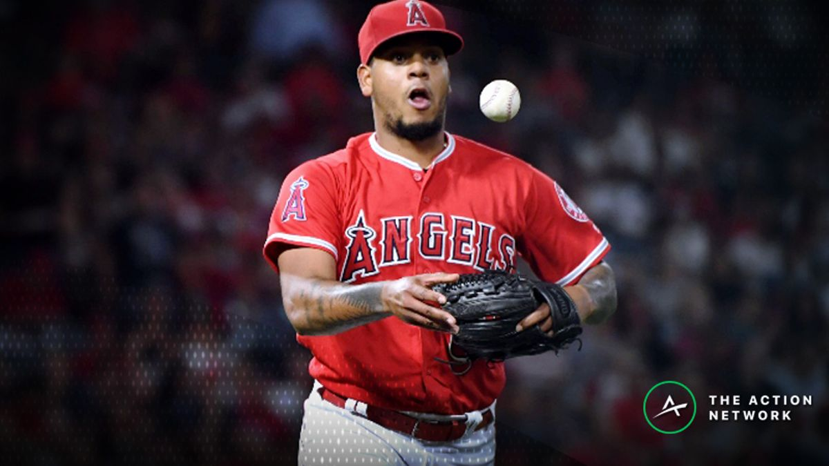 Wednesday's MLB Over/Under: Anderson Takes On Peña at The Coliseum article feature image