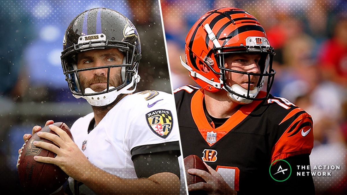 Ravens-Bengals Betting Preview: Will Baltimore Get Revenge in Prime Time? article feature image