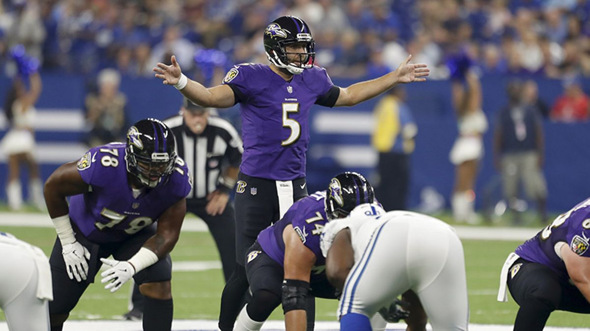 NFL Week 1 Bookmaker Roundup: Ravens, Browns Drawing Heavy Action article feature image