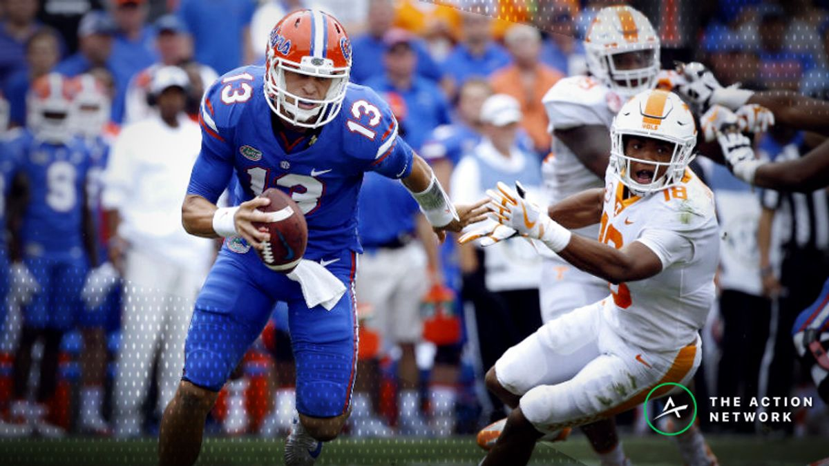 Week 4 College Football Odds: Spreads and Over/Unders article feature image