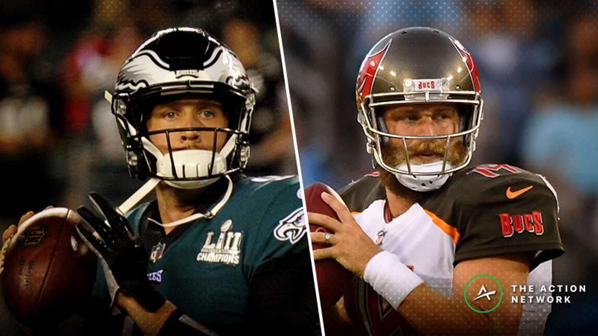 Eagles-Buccaneers Betting Preview: Can Tampa Bay Pull Off Another Upset? article feature image