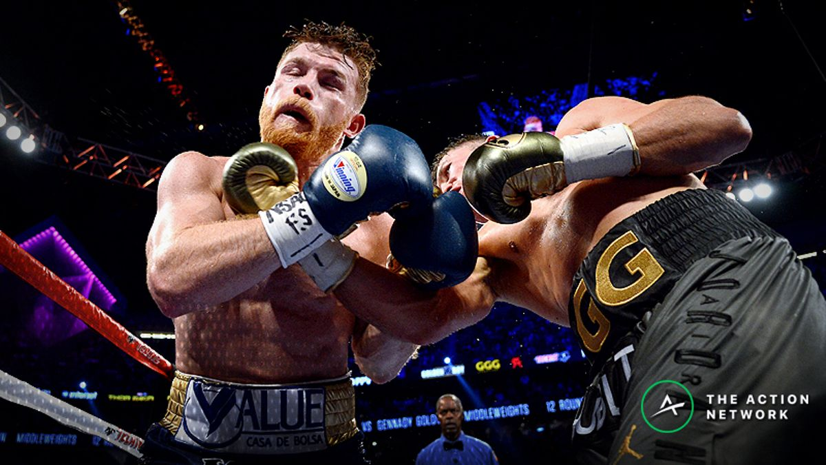 Canelo Alvarez vs. Gennady Golovkin II Betting Preview article feature image